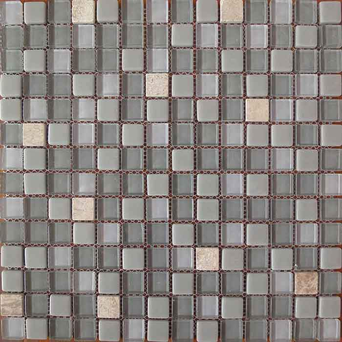 Crystal Glass Mix Recycled Mosaic Ksl 16789