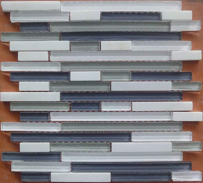 Cocina pared posterior del azulejo mosaico de la pared KSL-16562
