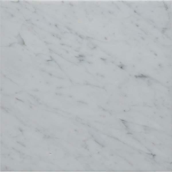 Pure White Marble Mosaic Foe Floor KSL CWMT1212